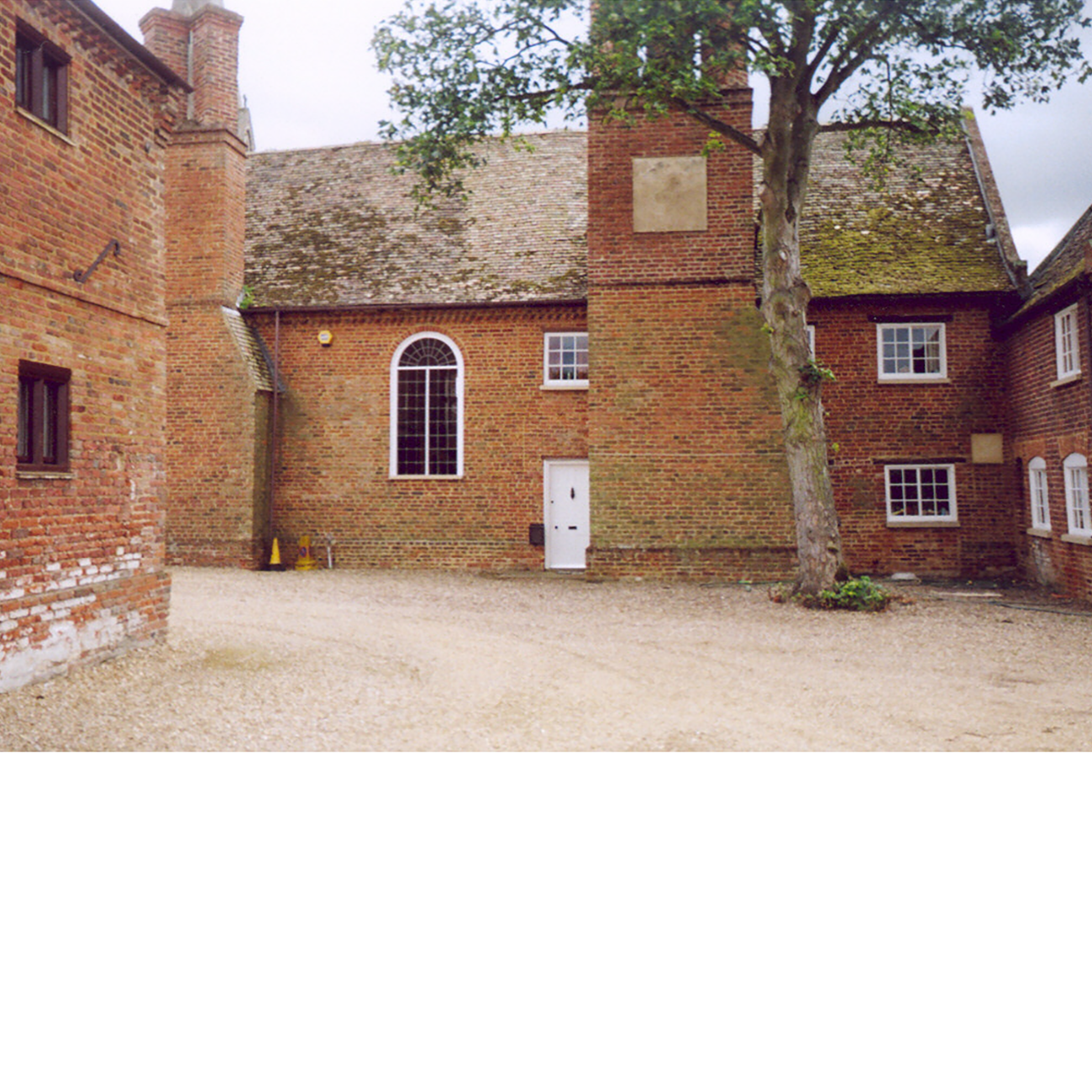 Warboys manor house northern view